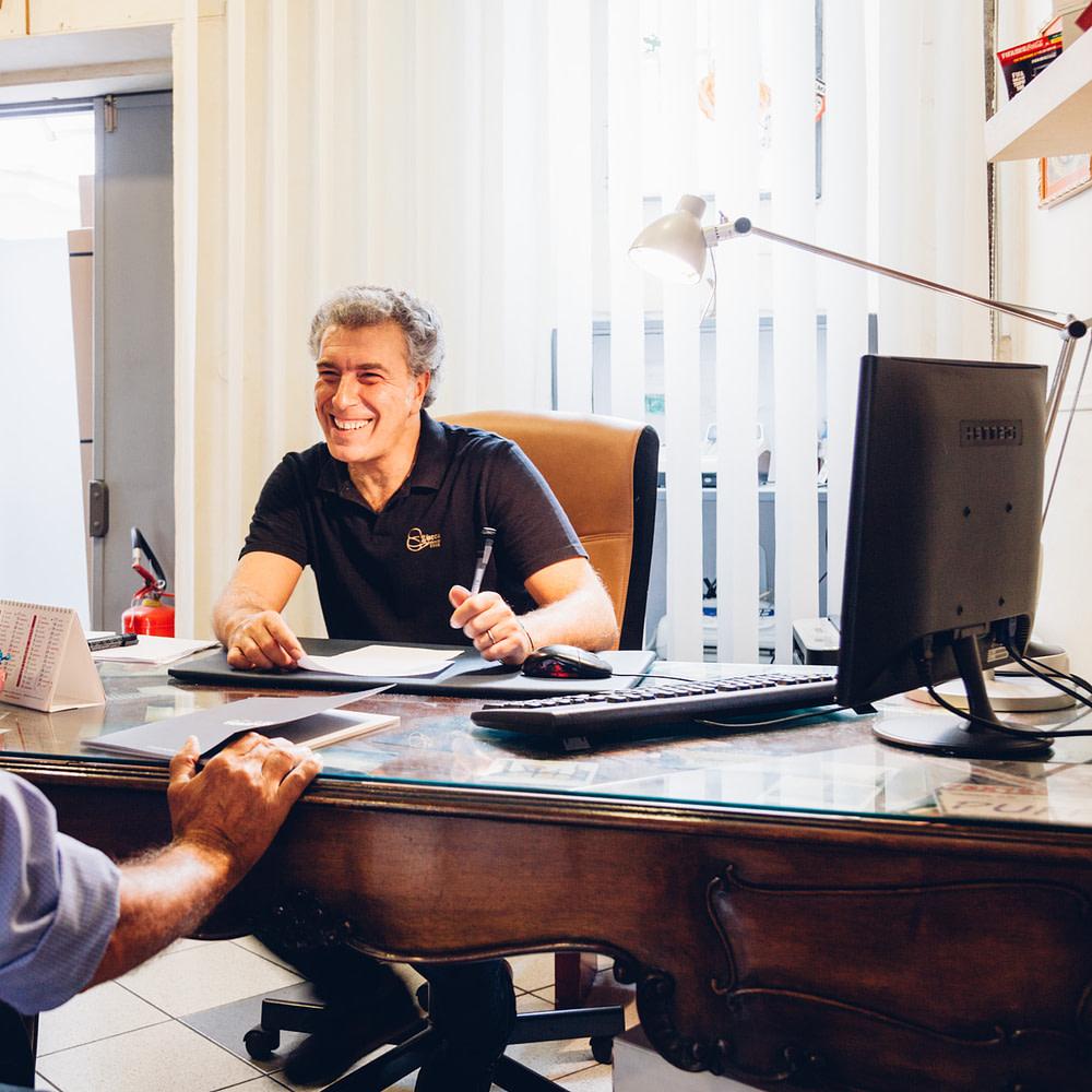 Materassai e Tappezzieri in stoffa a Milano - Ditta Zucca